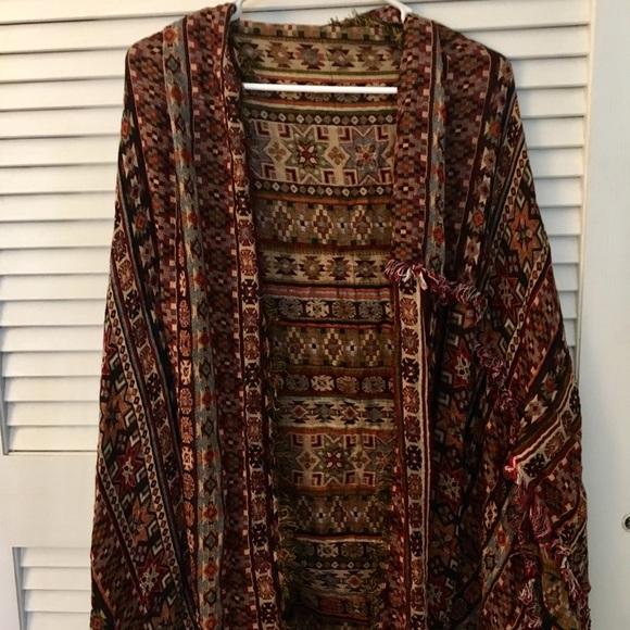 Tops - Free People Woven Kimono